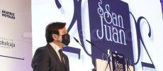 Nueva convocatoria de los premios empresariales San Juan que organiza FEDA