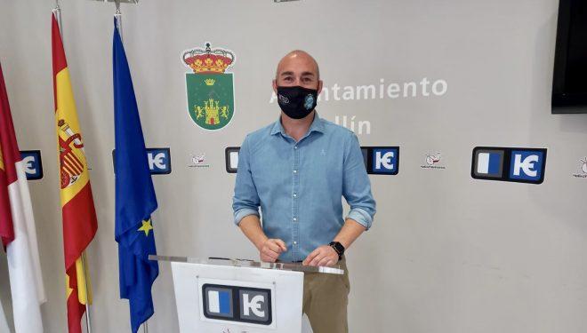 Armentario López advierte del peligro que corre la comarca de Hellín debido a los incendios forestales