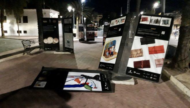 Barbarie en la muestra itinerante de la Artesanía de Castilla-La Mancha