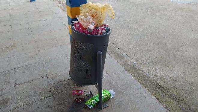 El PP afea a María Jesús López la mala impresión que produce a los viajeros el aspecto de la Estación de Autobuses