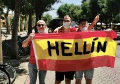 Hellíneros en Sevilla