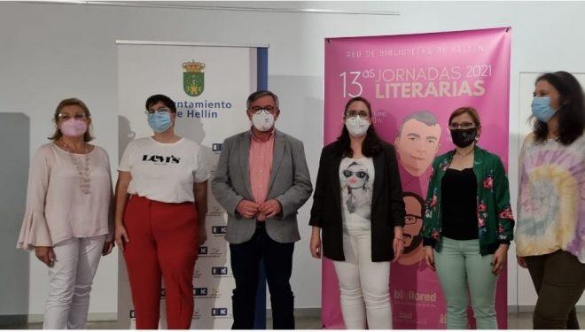 Alba Carballal abrió la 13ª edición de las Jornadas Literarias