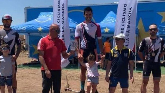 Alberto López, campeón del Open de Castilla-La Mancha