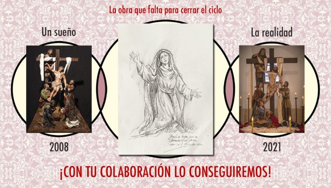 """Campaña de la Asociación Cultural """"El Descendimiento de Hellín / Hermandad del Sagrado Descendimiento de Ntro. Señor Jesucristo"""""""
