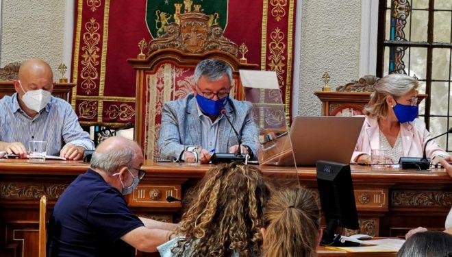 El Pleno del Ayuntamiento de Hellín votó en contra del recrecimiento de la presa del Pantano de Camarillas