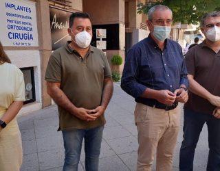 Vicente Aroca critica la decisión del equipo de gobierno de CLM de no aceptar la bajada del IVA al sector de la estética