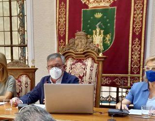 Ramón García defiende en el Pleno el periodo medio de pago del Ayuntamiento a proveedores
