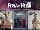 Martita de Graná, Noche Sabinera y Beret, serán los protagonistas de los conciertos de la Feria 2021