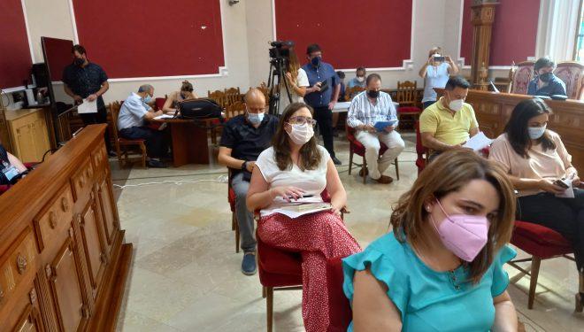 Se rechaza la moción de Vox sobre la recogida de tapones de plástico