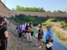 Realizada la primera edición de la Ruta al Hilo del Agua