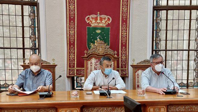 """El delegado del Gobierno hace un llamamiento a """"la responsabilidad"""" durante la celebración de las fiestas de Isso y Agramón"""