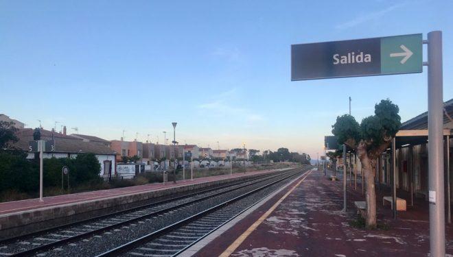 Desde Murcia se da por seguro que el Ministerio de Transporte cortará a partir del próximo otoño la línea Chinchilla-Cartagena