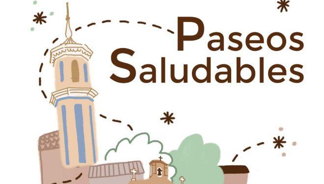 La Mesa de Salud Comunitaria de los barrios Calvario y Ribera invita a dar un Paseo Saludable