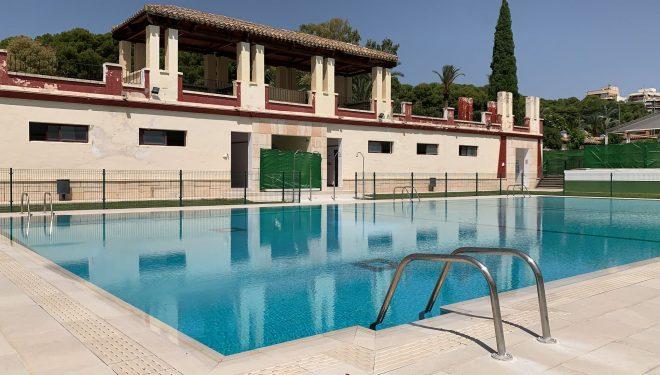 La piscina municipal abrirá sus puertas el viernes a las 12.00 h.