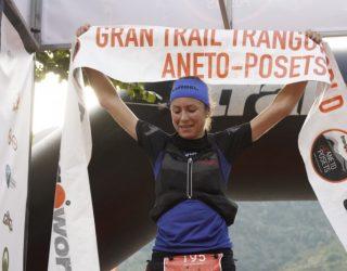 Impresionante victoria de Ana Tauste en el Trail Aneto