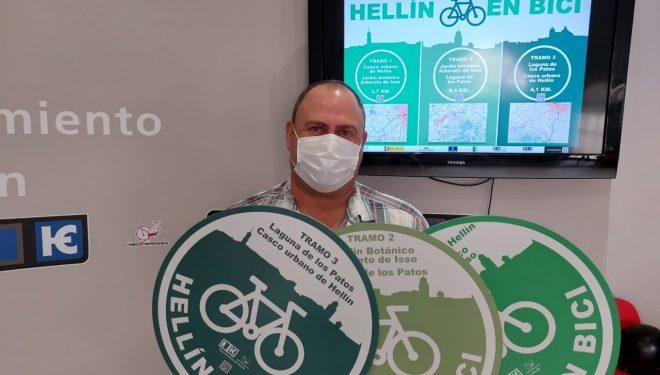 El departamento de Medio Ambiente quiere promocionar las rutas ciclistas