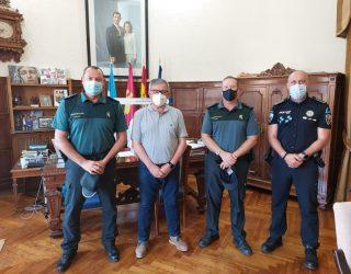 Alonso Cuesta Izquierdo, nuevo capitán de la Guardia Civil de la comandancia de Hellín