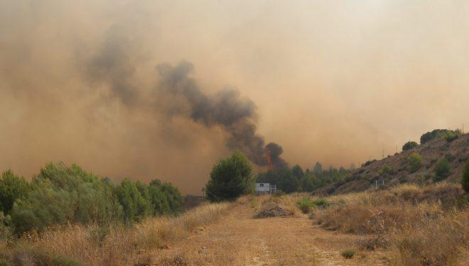 Moción del GM del PP solicitando ayudas para los perjudicados en el último incendio forestal