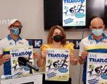 320 corredores participarán en la XVII edición del Triatlón de Agramón