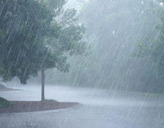 Alerta por lluvias y tormentas