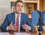 Francisco Tierraseca hace rendición de cuentas del Gobierno de España en los primeros seis meses del año