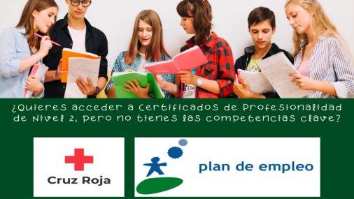 Curso Plan de Empleo de Cruz Roja