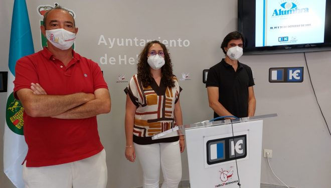 """Presentación de """"Alumbra"""" el I Festival de Cine y Cortometrajes Ciudad de Hellín"""