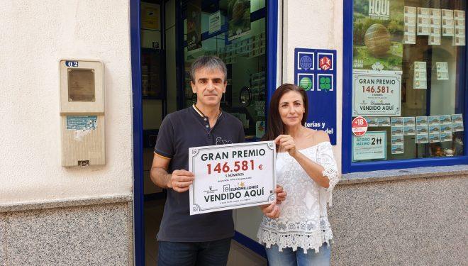Tobarra premiada con 146.580 euros en el Sorteo de Euromillones