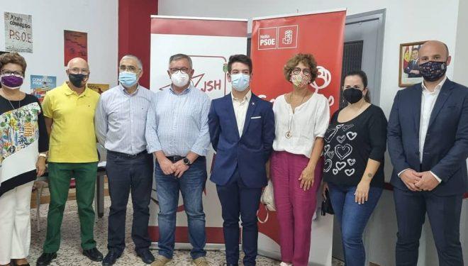 Juventudes Socialistas de Hellín celebra la cuarta edición de los premios Alcalde Baldomero Marín