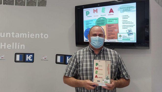 Presentación de la nueva edición del Programa Municipal de Educación Ambiental