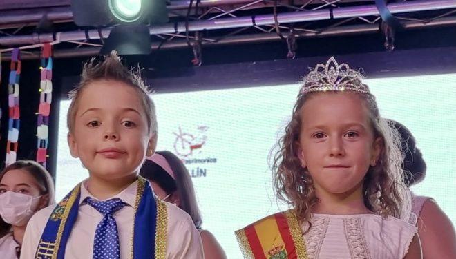 Fernando Martínez y Jimena Galera, Hellineros de Honor de la Feria Infantil 2021