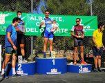 El hellinero Rafael López Hermosilla, podio del Duatlón Cross Ciudad de Albacete
