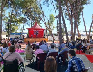 Festival por el Día de las Personas con Capacidades Diferentes