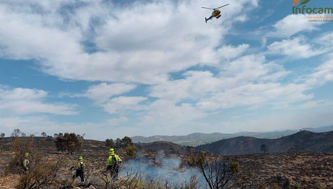 El Partido Popular seguirá reclamando las ayudas urgentes para los afectados por el incendio del Talave, Isso y Mingogil