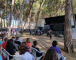 Los agentes medioambientales de Castilla-La Mancha embelesan a los alumnos de Primaria de los colegios de Hellín