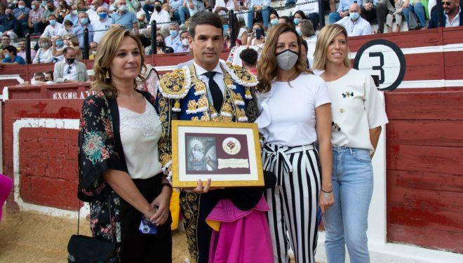 José María Manzanares, triunfador de la corrida de toros de la Feria de Hellín