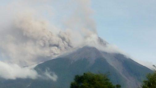 Tiempo de volcanes